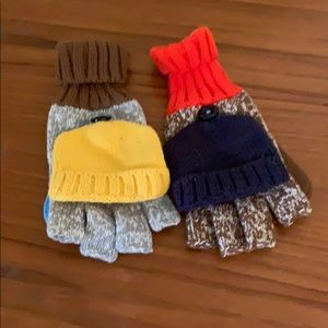 Hannah Andersson kids gloves